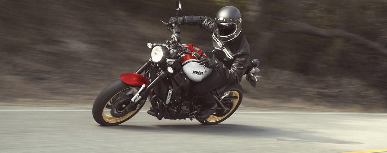 Yamaha XSR700 und XSR900: Neue Farben für 2020