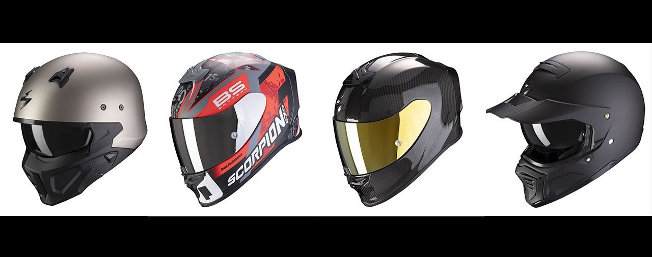 Scorpion Helm-Neuheiten 2020