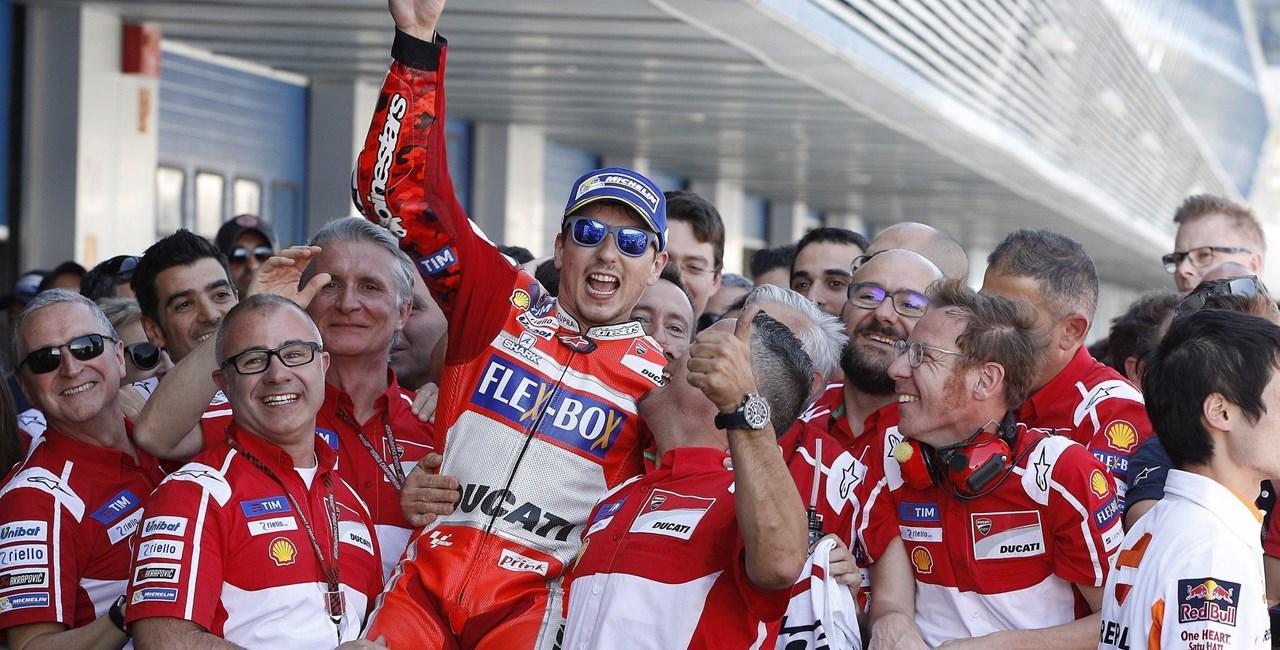 Jorge Lorenzo - Rücktritt des dreifachen Weltmeisters