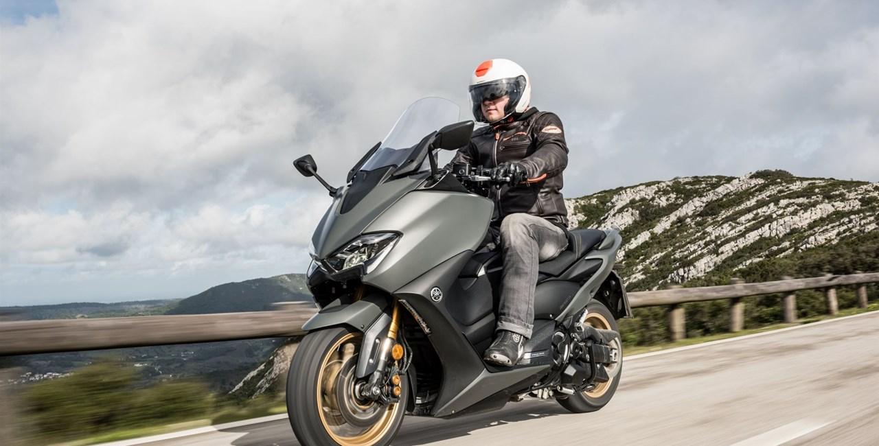 Yamaha TMAX Tech MAX 560 2020 Test