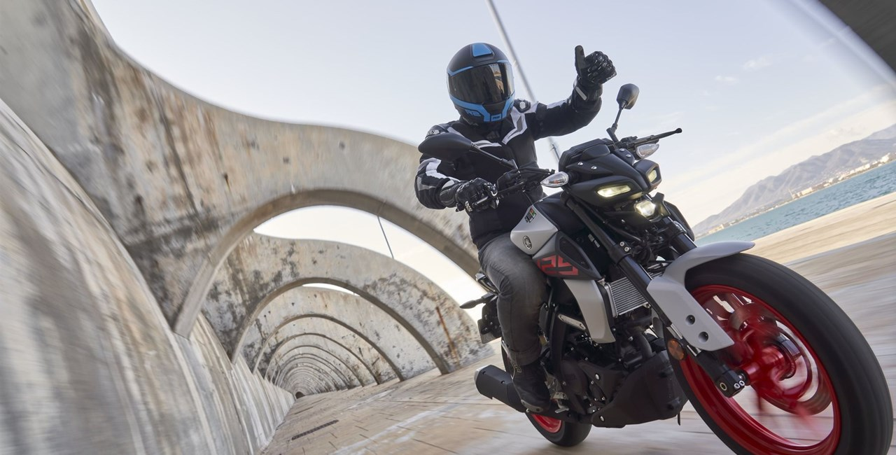 Yamaha MT-125 2020 Test