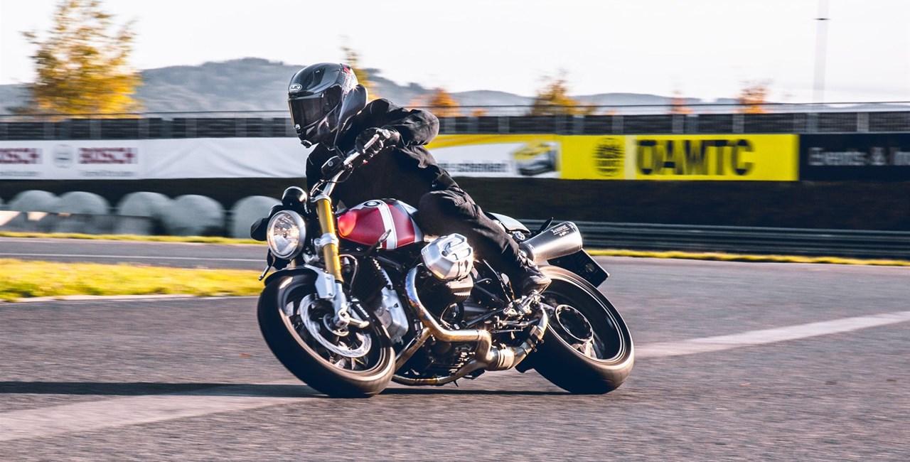 Motorradfahren lernen