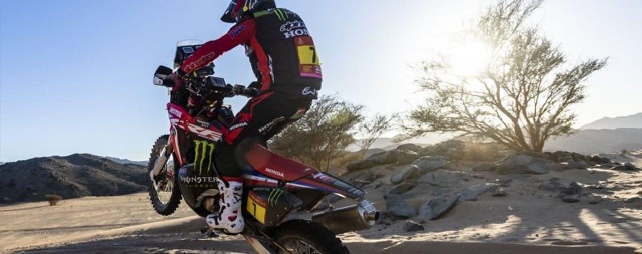 Dakar 2020 4. Etappe - Cornejo gewinnt!
