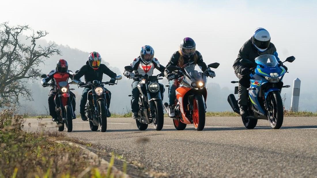 Die Motorradbranche wächst - Steigerungen in allen Segmenten