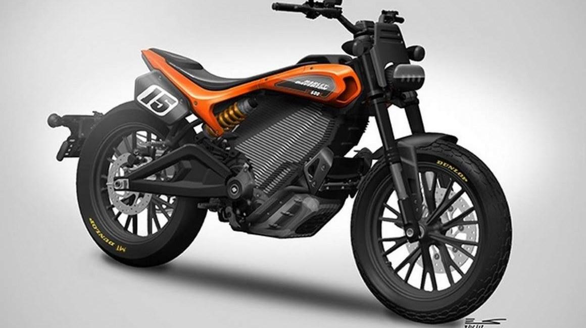 Harley-Davidson arbeitet am nächsten Elektromotorrad!