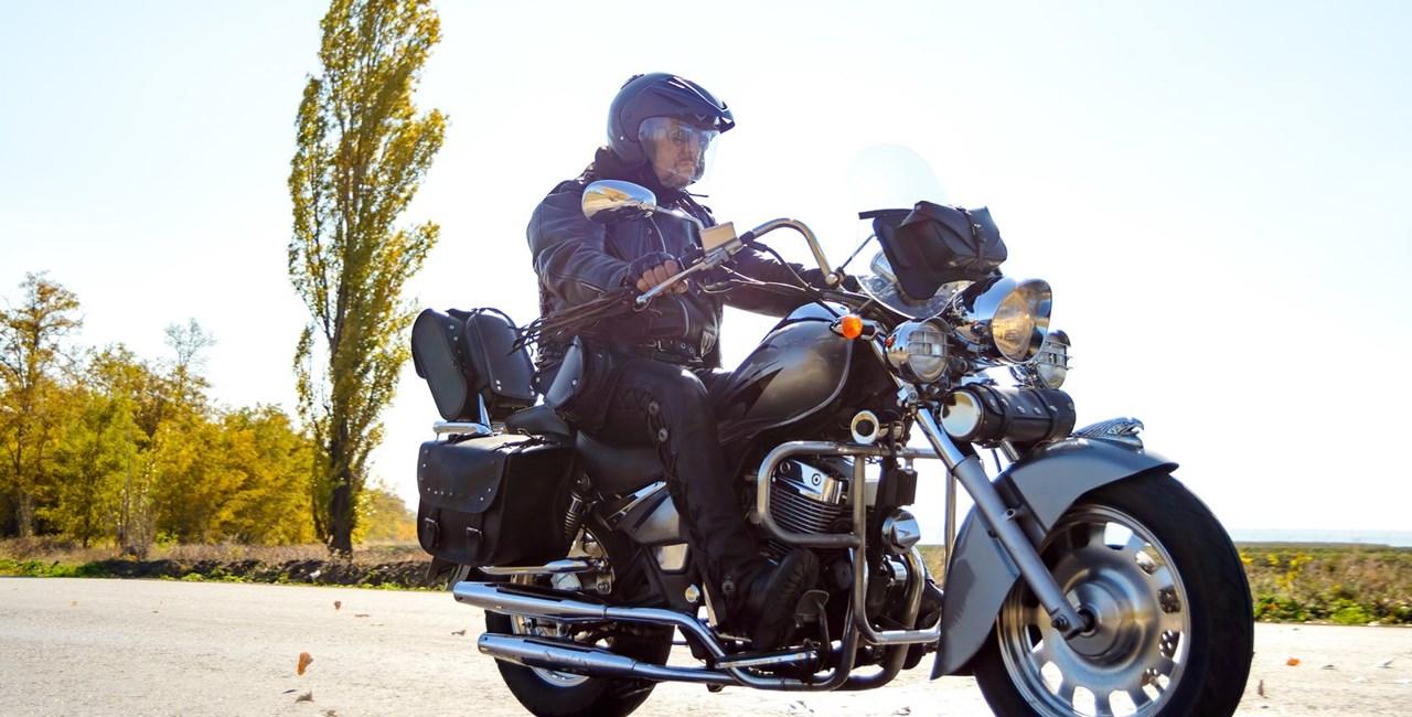 Motorradzubehör auf Reisen