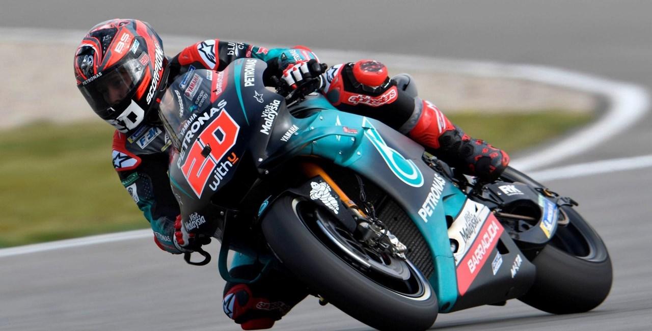 Fabio Quartararo ab 2021 im Yamaha Factory Team!