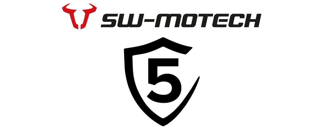 SW-MOTECH gewährt Haltbarkeitsgarantie ab 2020