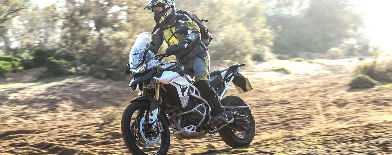 Triumph Tiger 900 Rally Pro Test 2020
