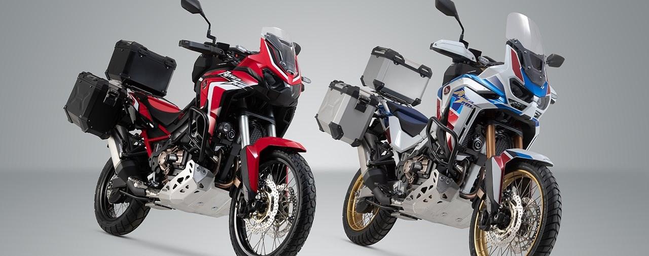 SW-MOTECH Zubehör für die Honda CRF1100L Africa Twin 2020
