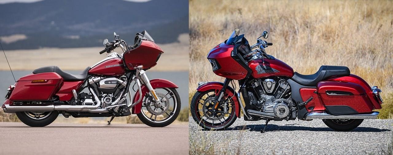 Harley-Davidson vs. Indian 2020