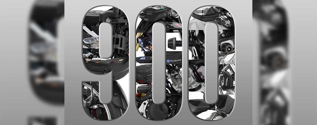 Wunderlich Zubehör für BMW F 900 R und F 900 XR