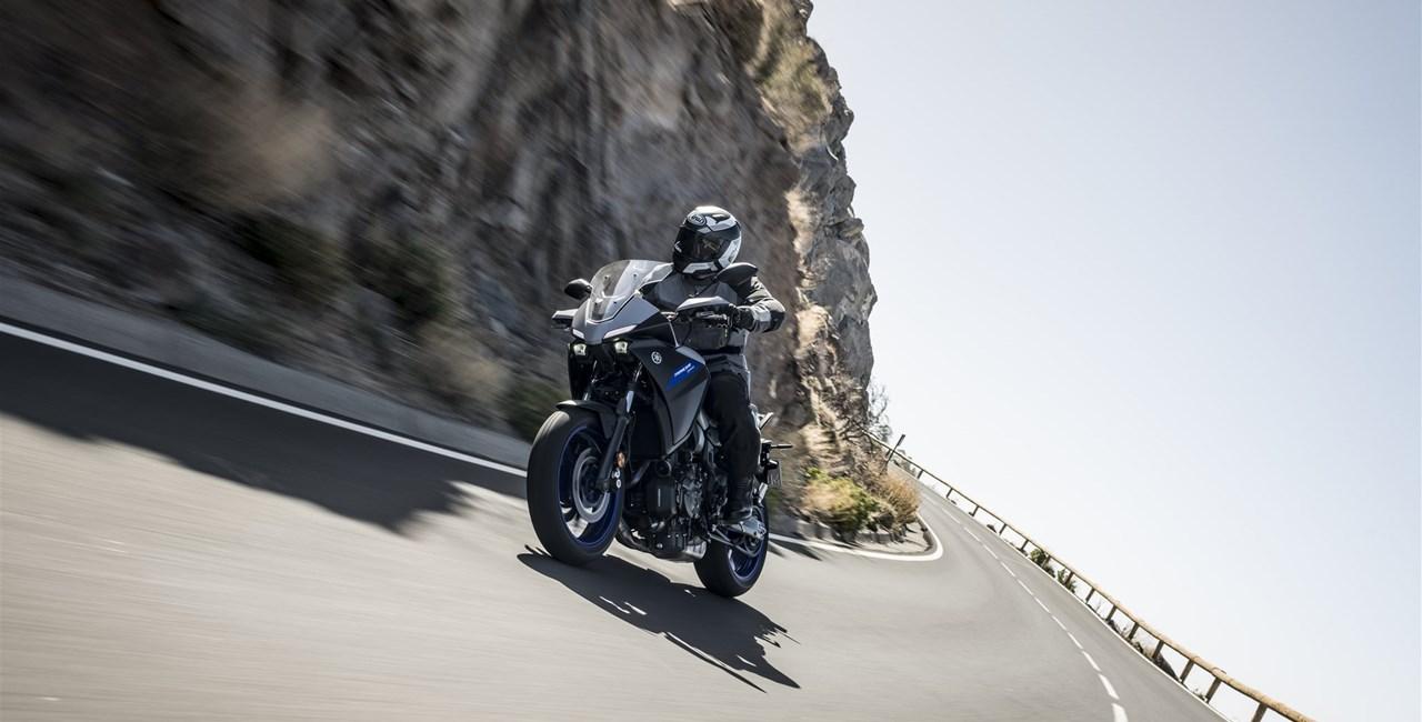 Yamaha Tracer 700 Modell 2020 – Erster Test