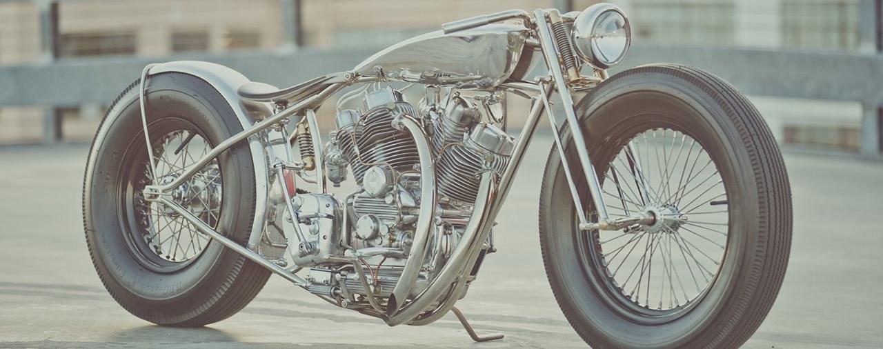 The Musket - Custom Bike von Hazan Motorworks