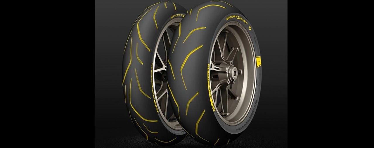 Dunlop SportSmart TT auch für ältere Sportbikes