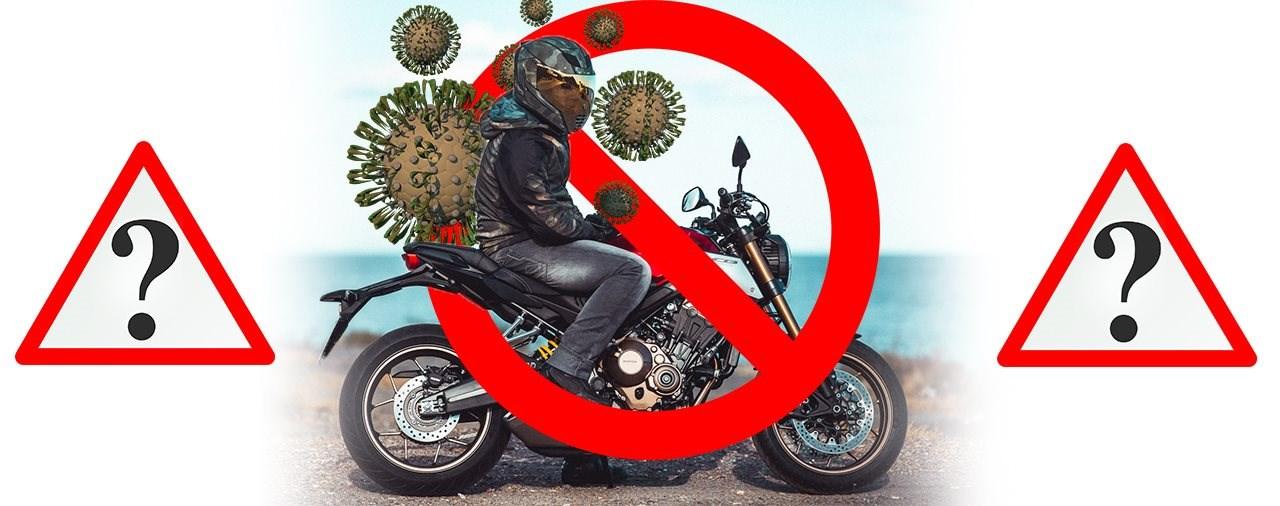 Soll man in Zeiten von Corona Motorradfahren?