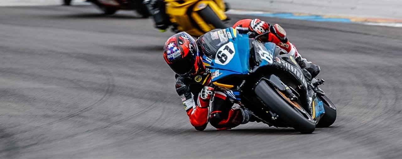 Vorbereitung auf Moto Trophy 2020 in Hockenheim