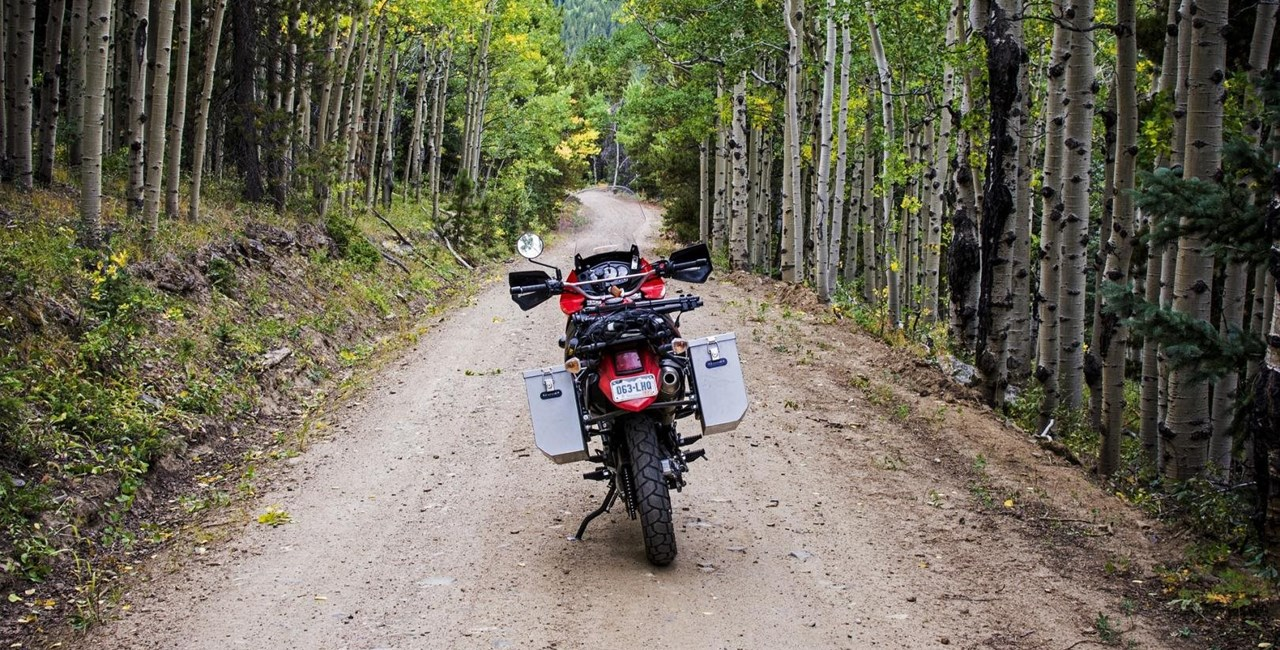 Motorradreise vorbereiten