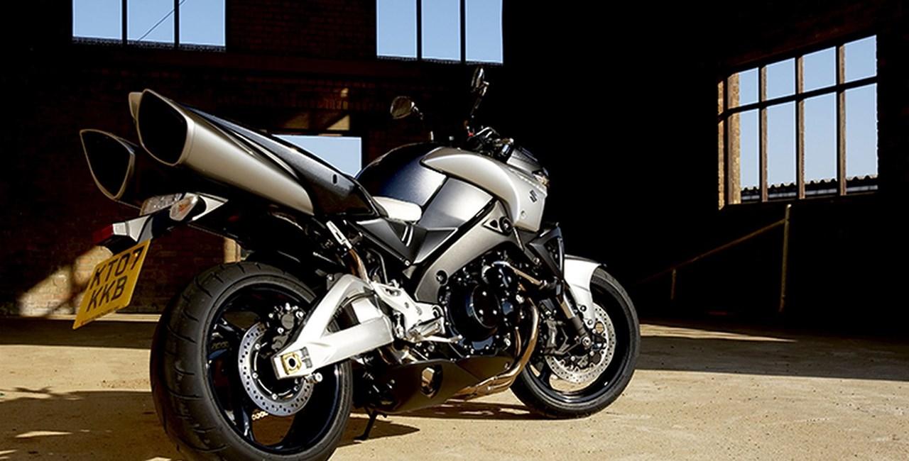 Suzuki B-King – legendäre Motorräder!