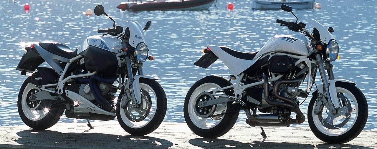 Buell Motorräder in der Gebrauchtberatung