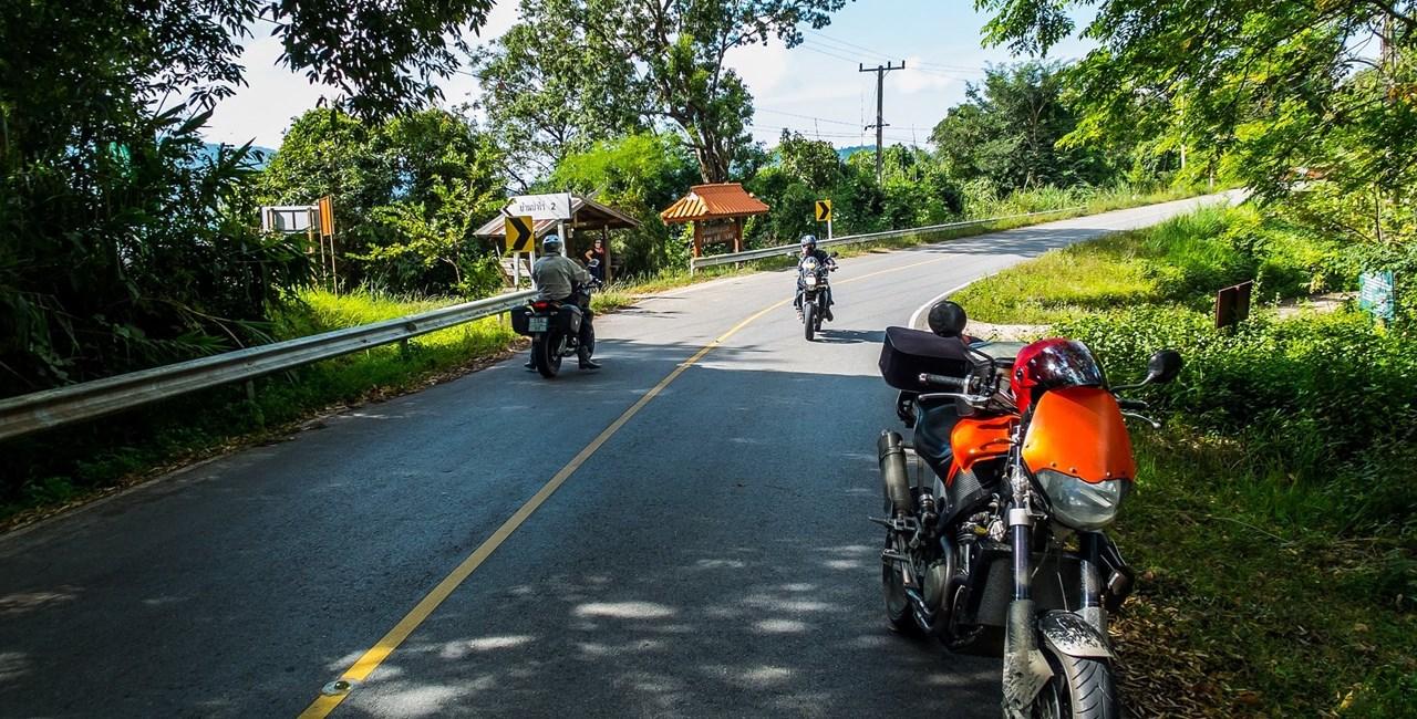 Motorradtouren ins Ausland sind kaum noch möglich