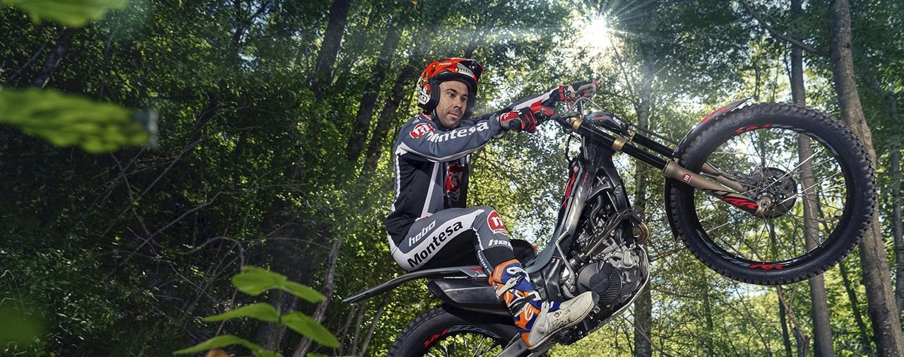 27-facher Trial Weltmeister Toni Bou im Interview