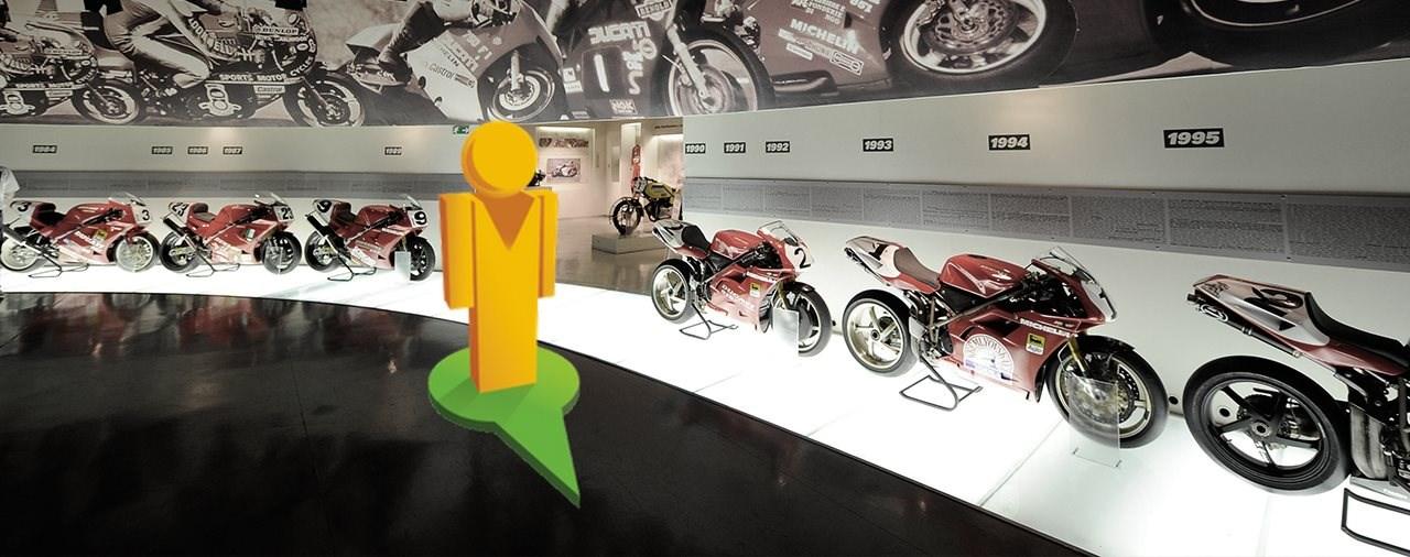 Motorradmuseen rund um die Welt online besuchen