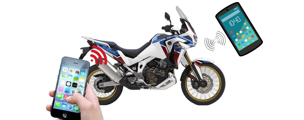 Das Handy mit dem Bike verbinden - Connectivity am Motorrad