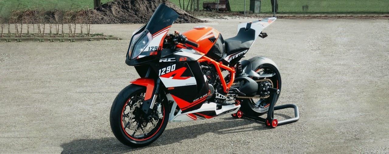 So könnte die KTM 1290 RC8 R 2020 aussehen!