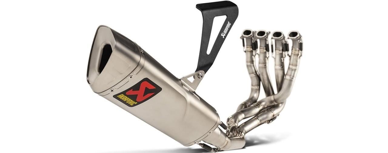 Akrapovic Evolution Line für Honda CBR1000RR-R Fireblade 2020