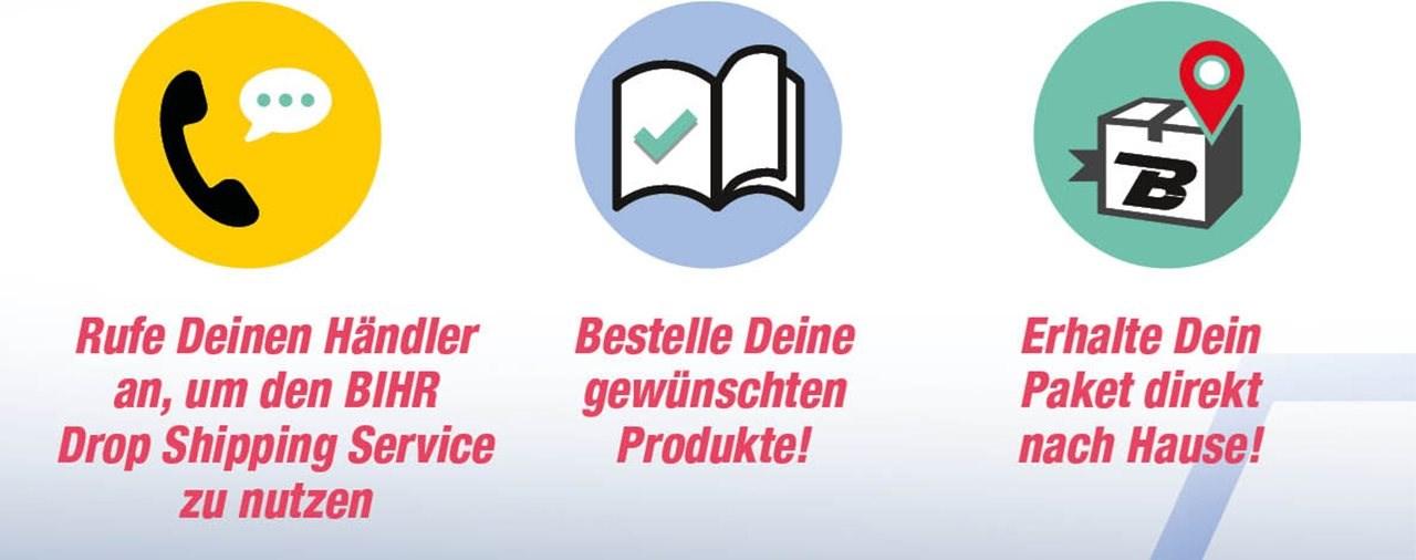 BIHR unterstützt Händler in der Krisenzeit!