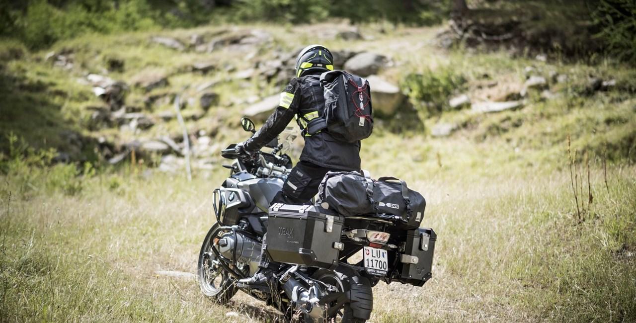 iXS TP Backpack 20 1.0 – wasserdichter Rucksack