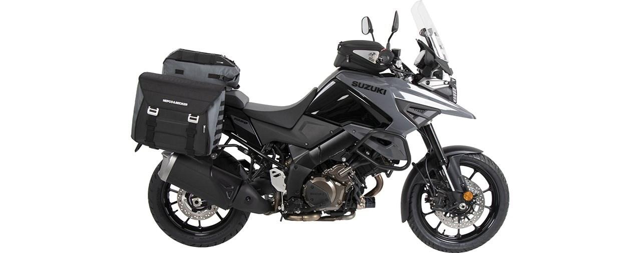 Hepco & Becker für Suzuki V-Strom 1050