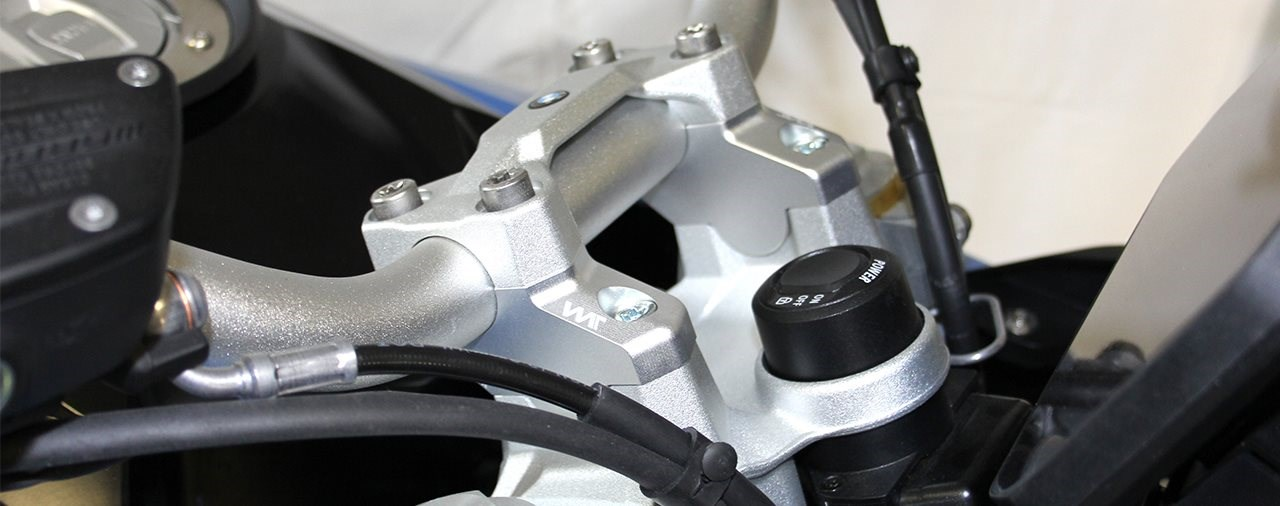 Hornig Lenkererhöhung für BMW F 900 R & F 900 XR