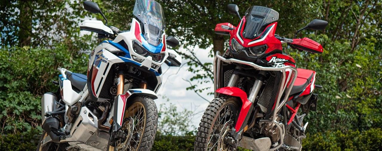 Honda Africa Twin Dct Vs Africa Twin Adventure Sports Dct