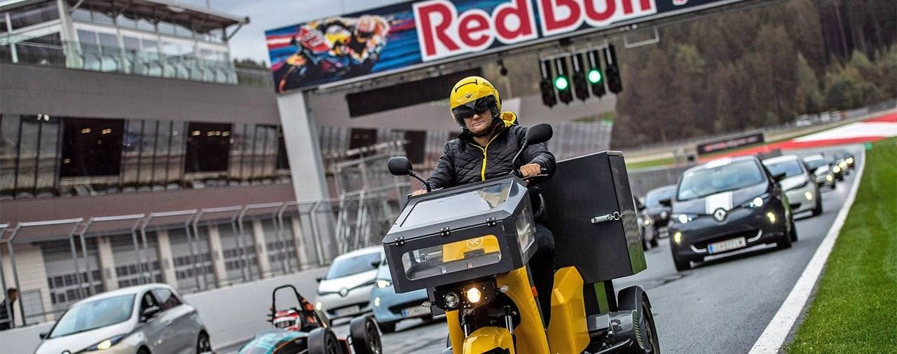 Krone E-Mobility Days am Red Bull Ring auf 2021 verschoben