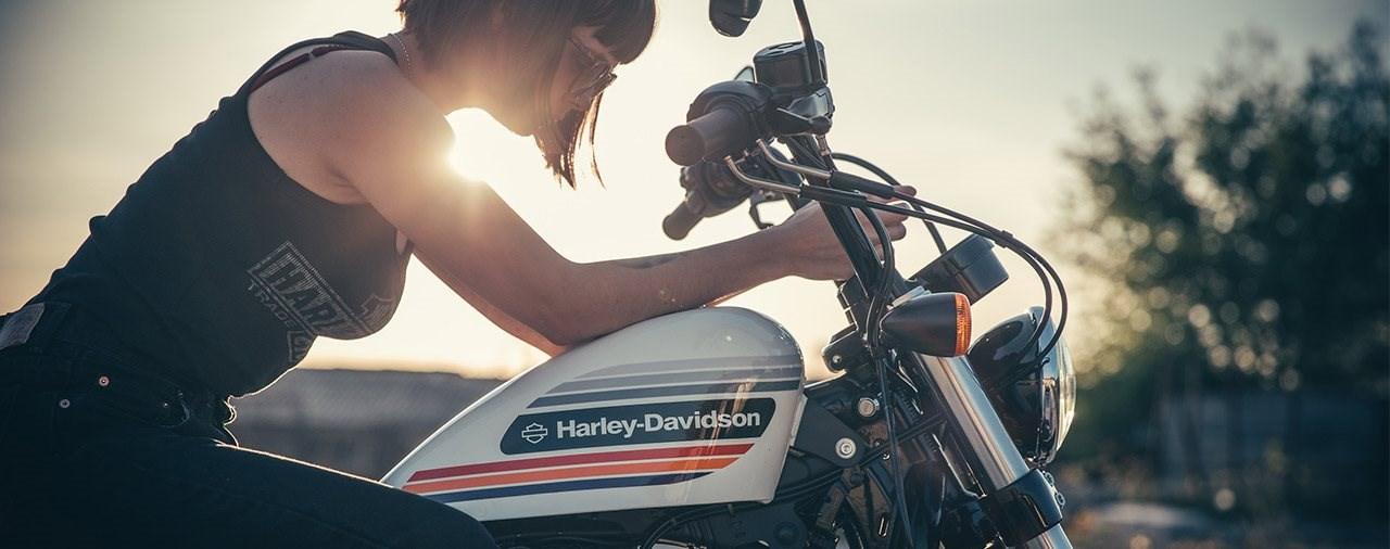 Die Harley-Davidson-Wiedereinsteigerkurse im Jahr 2020