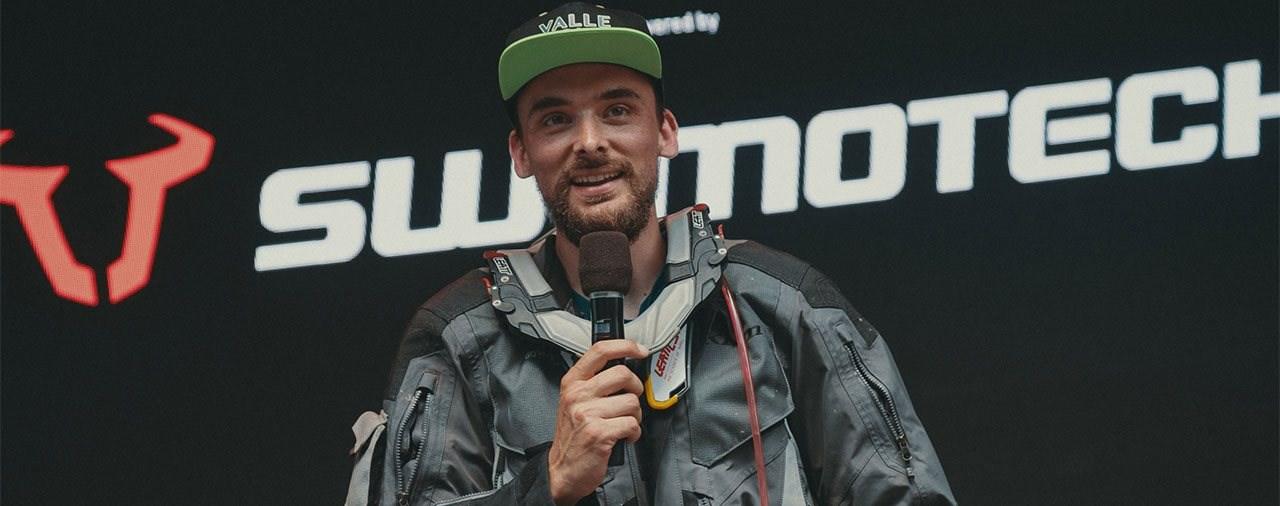 Das erste Motorradkino Deutschlands - Mit Valle on Tour