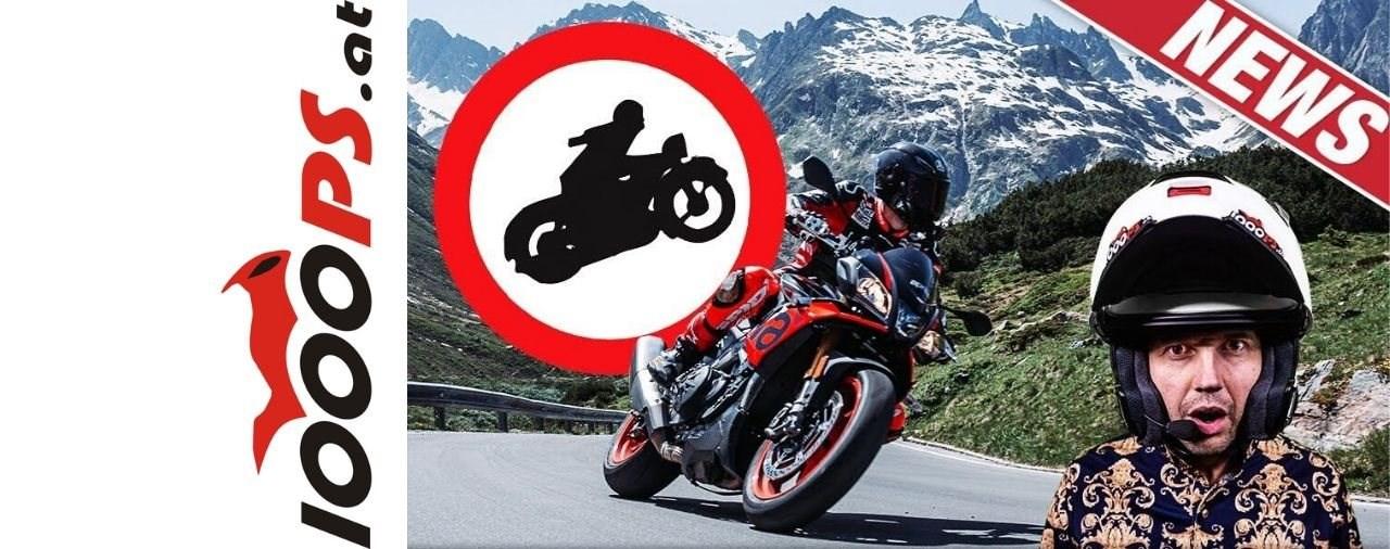 Motorrad Fahrverbote Tirol