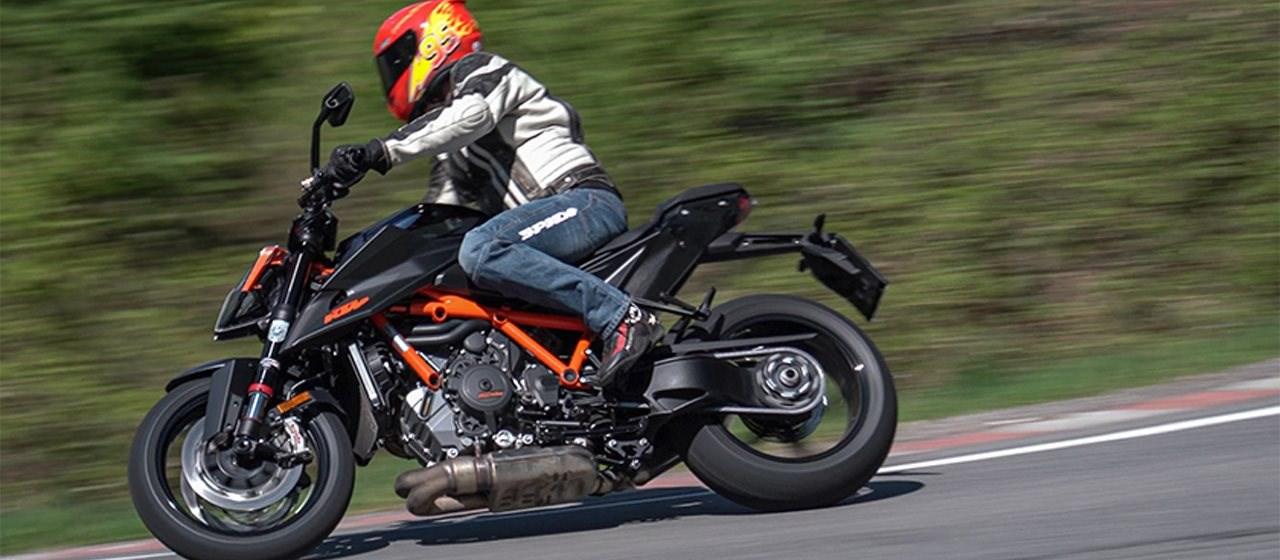 Take&Ride Leasing für ausgewählte KTM Modelle