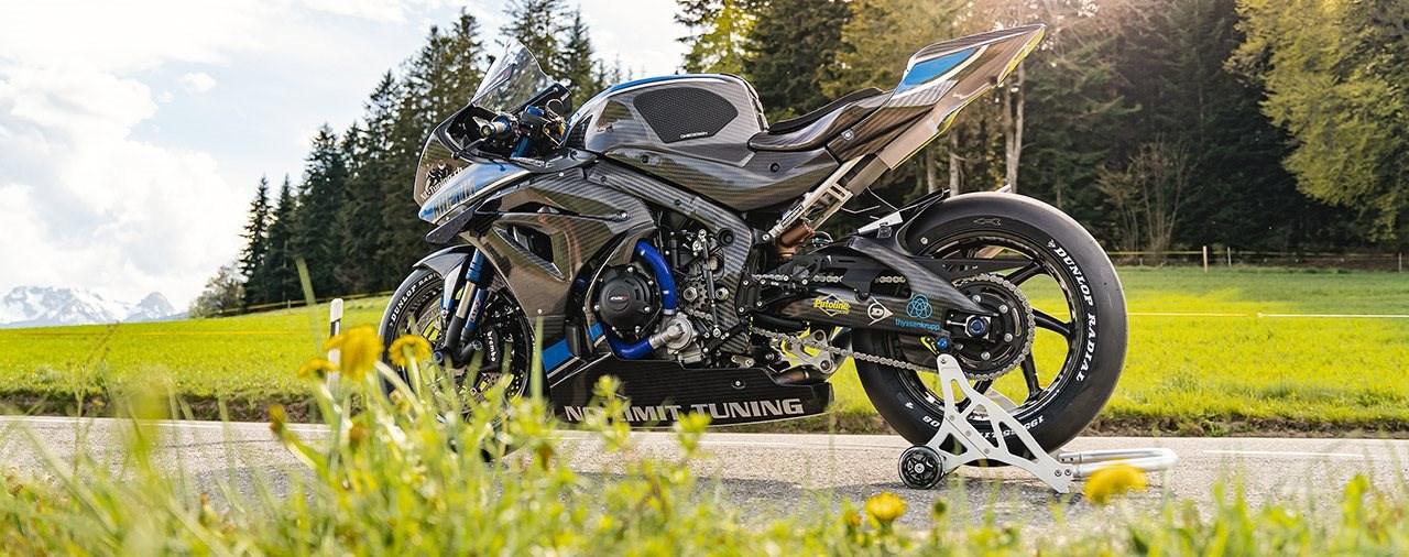 Raptiks Carbon Suzuki GSX-R 1000 R