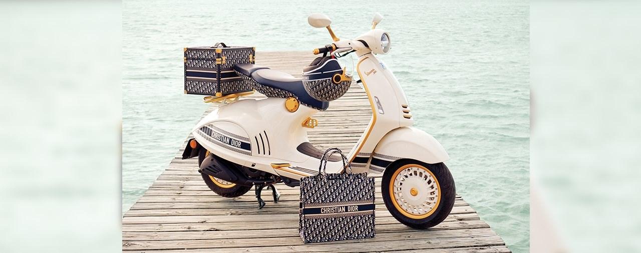 Vespa 946 Christian Dior 2020