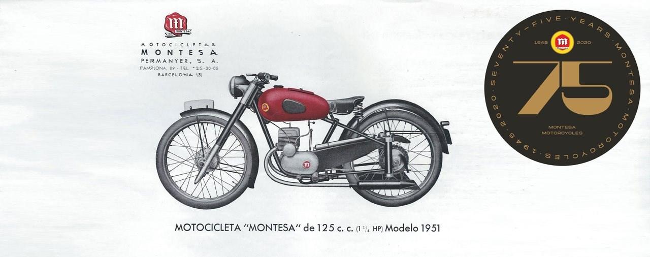 Die 75-jährige Geschichte von Montesa