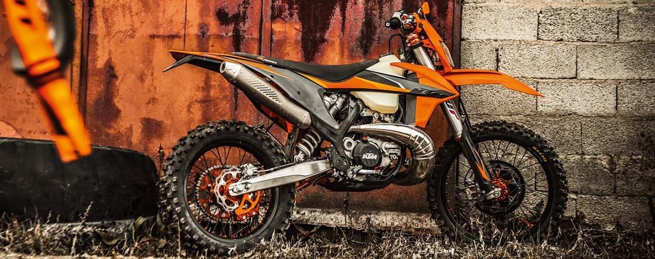 KTM EXC 2021