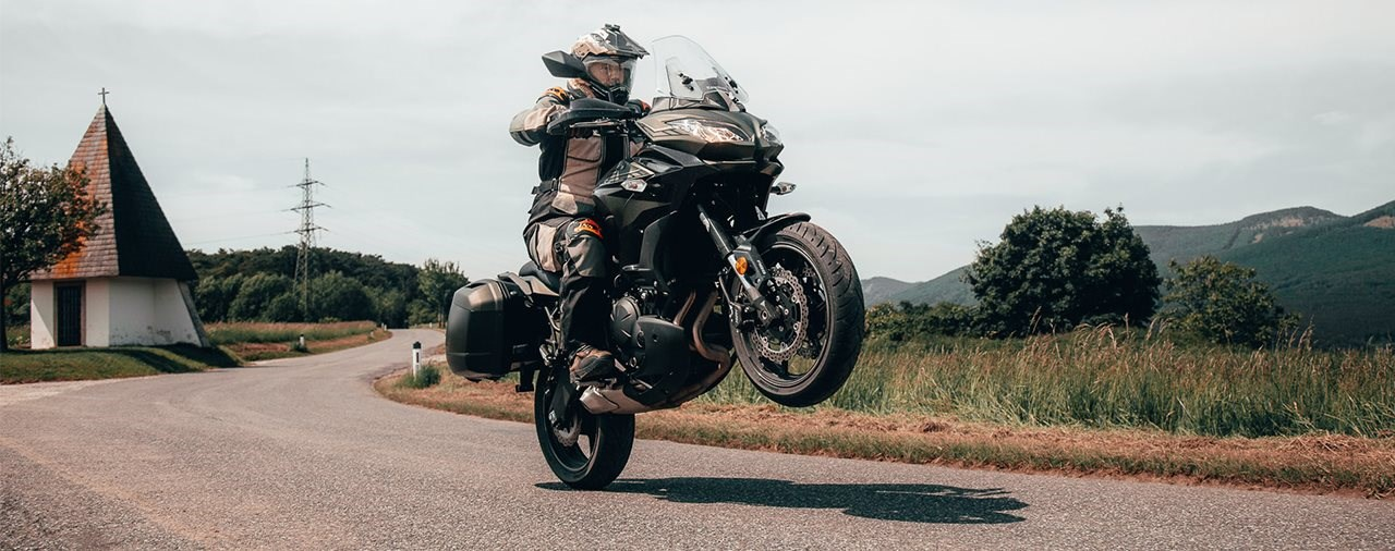 Kawasaki Versys 650 Modelljahr 2020 Test
