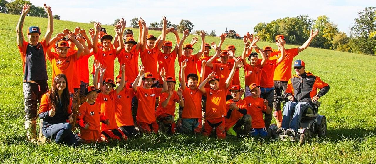 KTM Jugendförderprogramm: Young Fighterz & Mini Fighterz