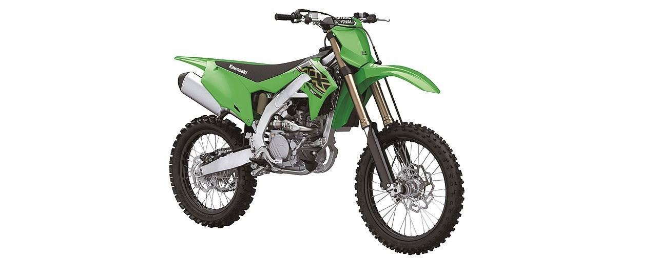 Kawasaki präsentiert die neuen Motocross-Modelle für 2021