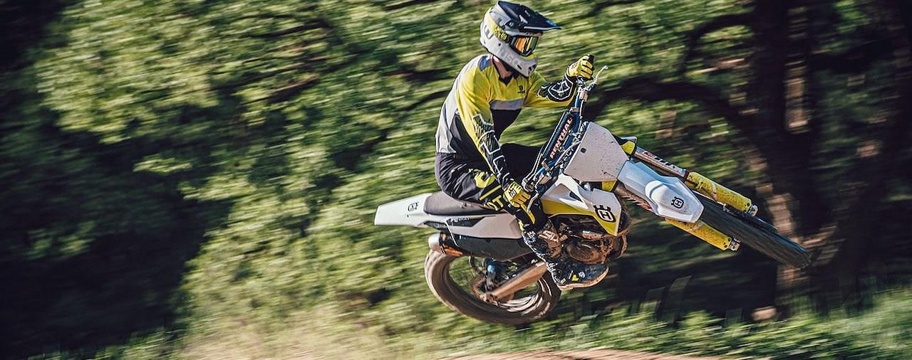 Dunlop Geomax MX33 auf KTM  & Husqvarna Motocross Modellen 2021