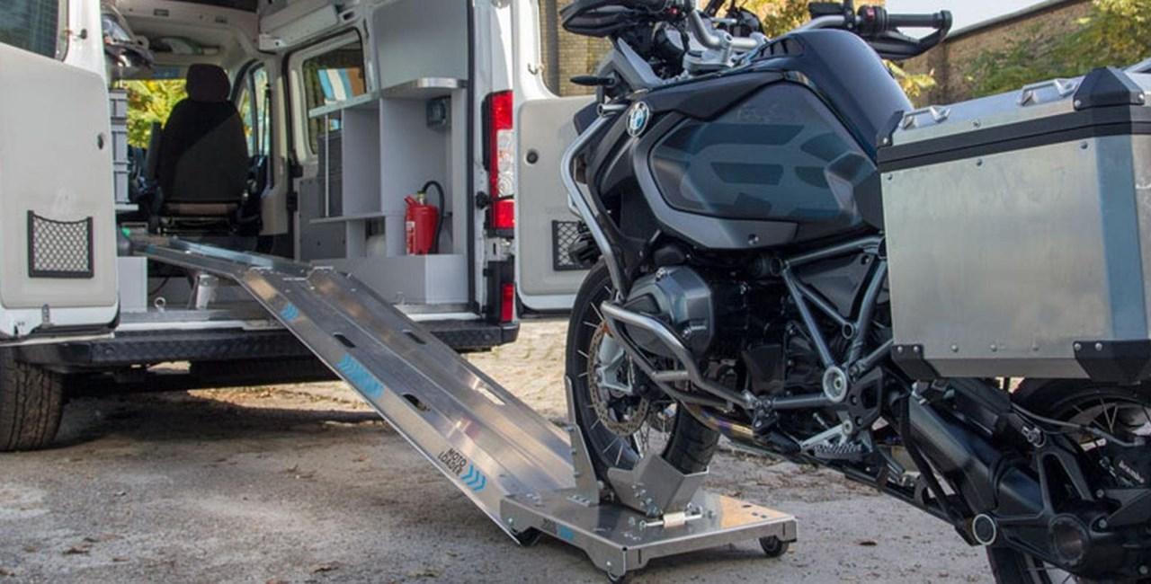 Neue MOTOLOADER Motorrad-Ladesysteme 2020