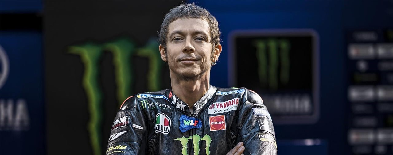 Valentino Rossi bleibt 2021 in der MotoGP!
